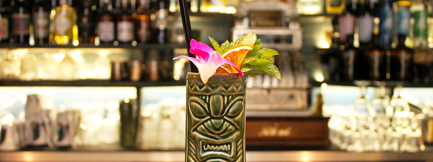 4 Suburban Tiki Bars for Tropical Relief from Chicago Winter