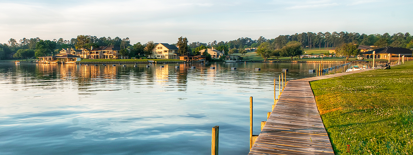 Your Guide to the Lake Towns of Texas