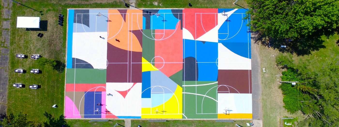 For Project Backboard, Community Change Starts on the Basketball Court