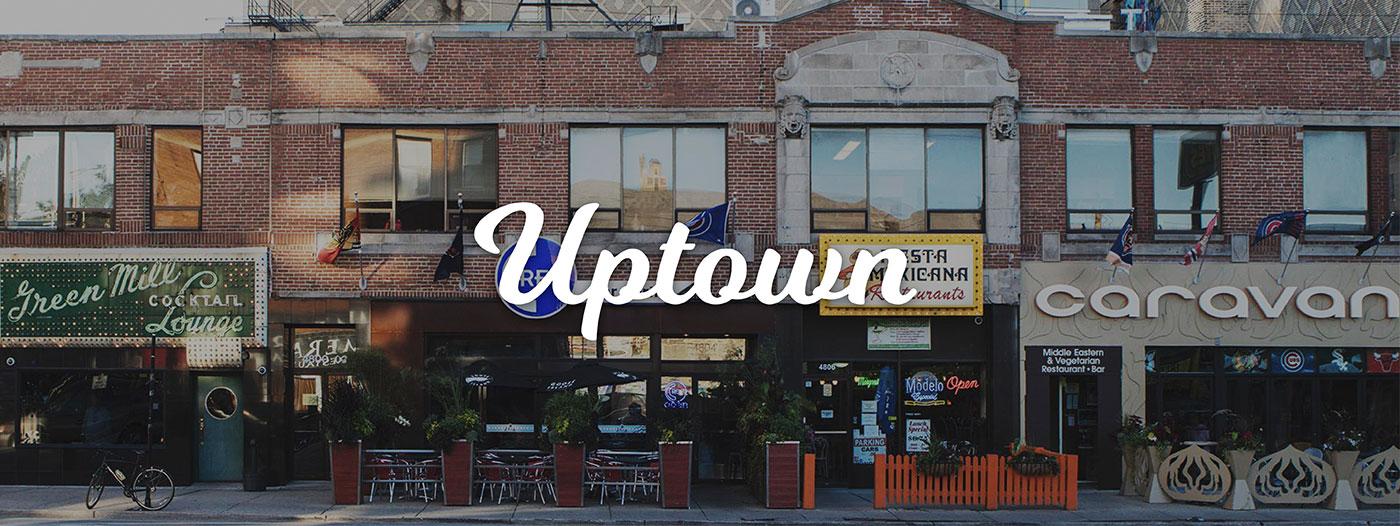 Neighborhood Spotlight: Uptown