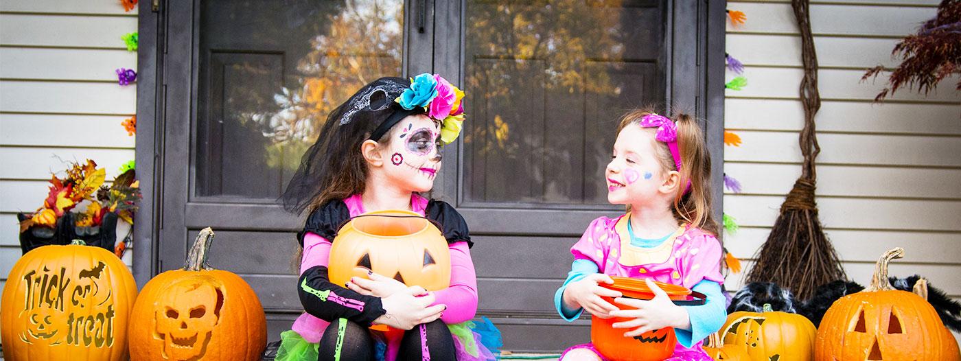 The Best Houston Neighborhoods for Celebrating Halloween