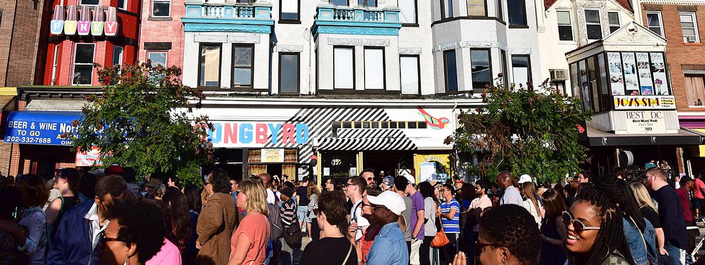 The Best D.C. Neighborhoods for Outdoor Entertainment