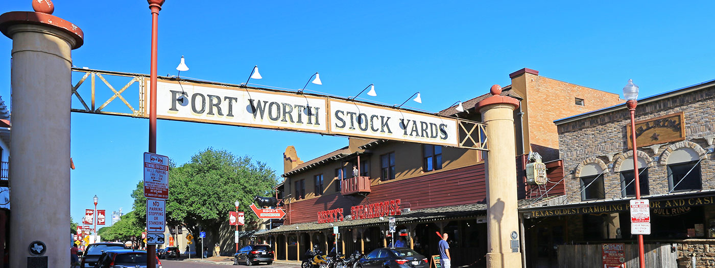 The Future of Fort Worth's Stockyards