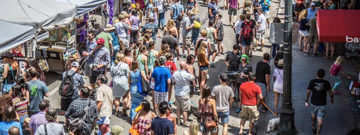 Seven Springtime Festivals To Enjoy in Austin