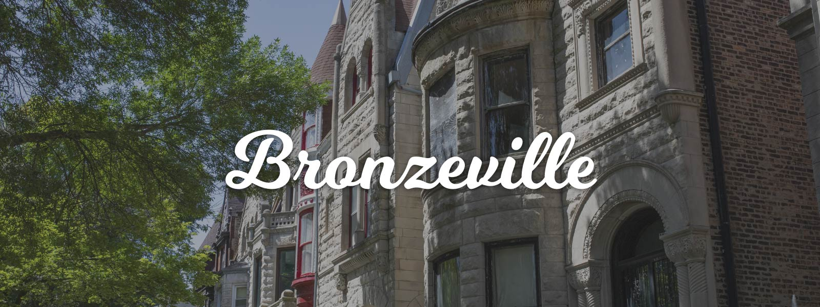 What It's Like Living in Bronzeville, Chicago