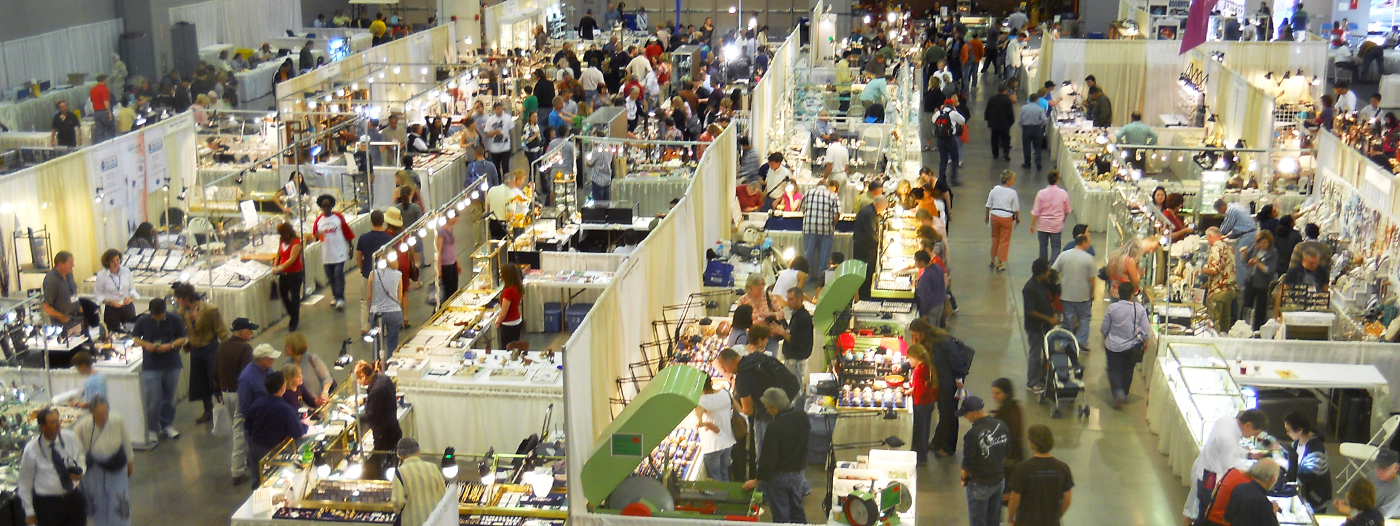 A First-Timer's Guide to the Tucson Gem and Mineral Show