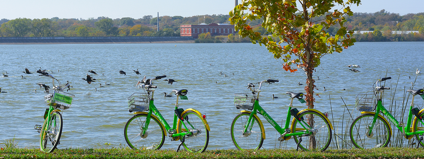 Why isn't the bike-share program working in Dallas-Fort Worth?