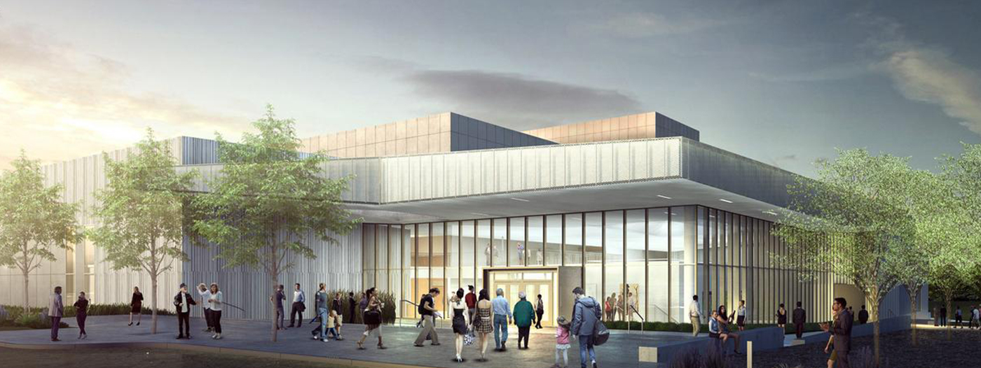 Contractor Selected to Begin Building Plano's Fine Arts Center