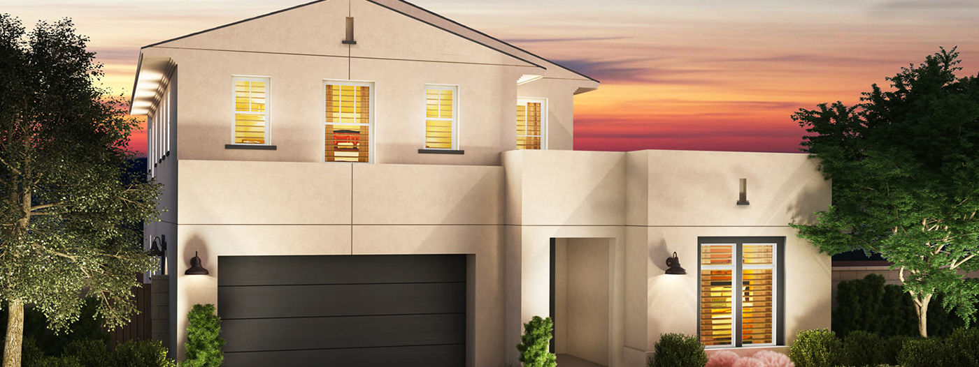 Title photo - New Pardee Homes Development Opens in Santee