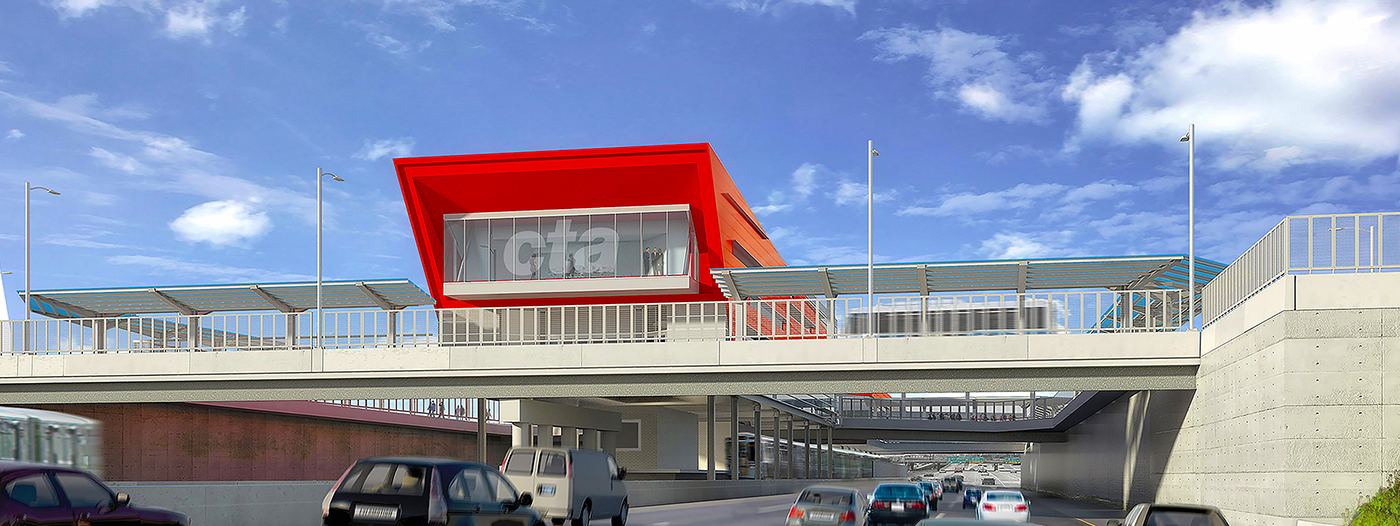 CTA's 95th Street Station Overhaul Moves Forward With Bus Terminal Reopening