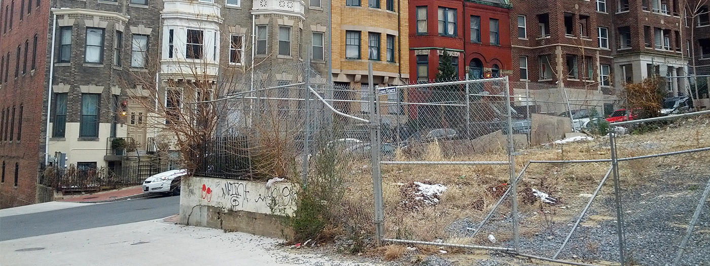New Program to Turn 50 Vacant D.C. Sites into Workforce Housing or Greenspace