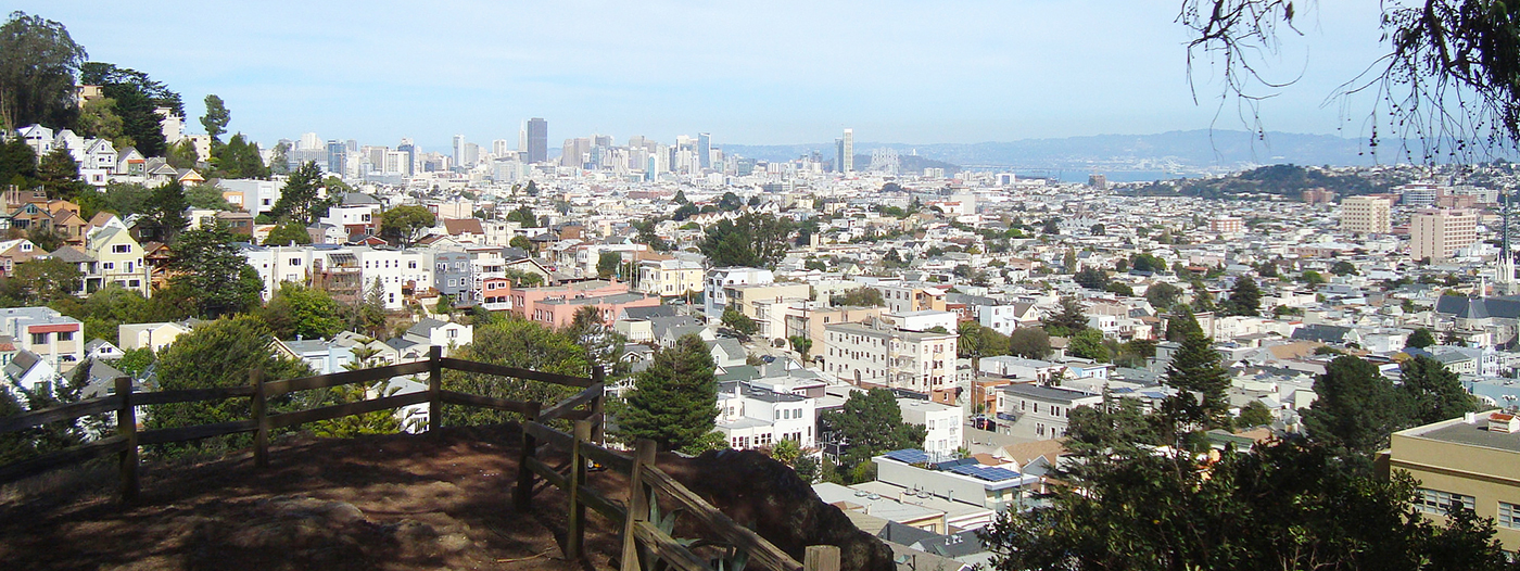 Title photo - San Francisco's Laidley Street Sees Sudden Interest From Wealthy High-Tech Buyers