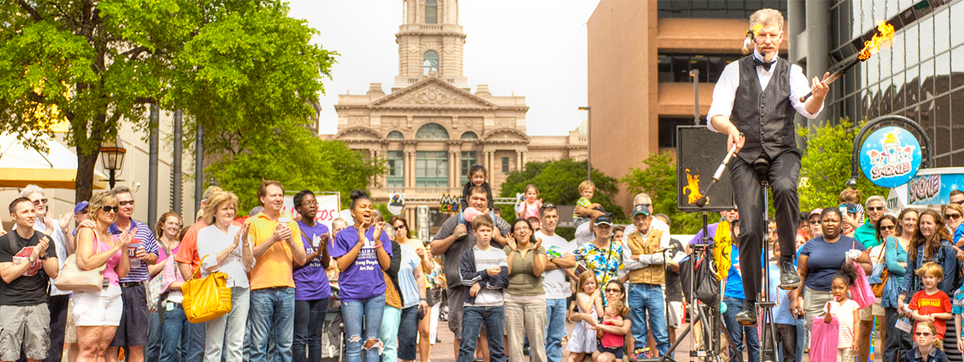 A Guide to Dallas-Fort Worth Street Festivals for 2018