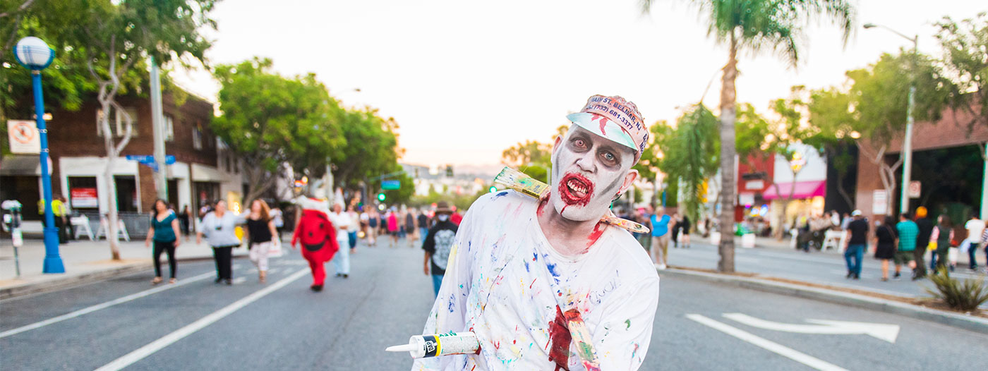 Celebrate Halloween at These Neighborhood Events Around Los Angeles