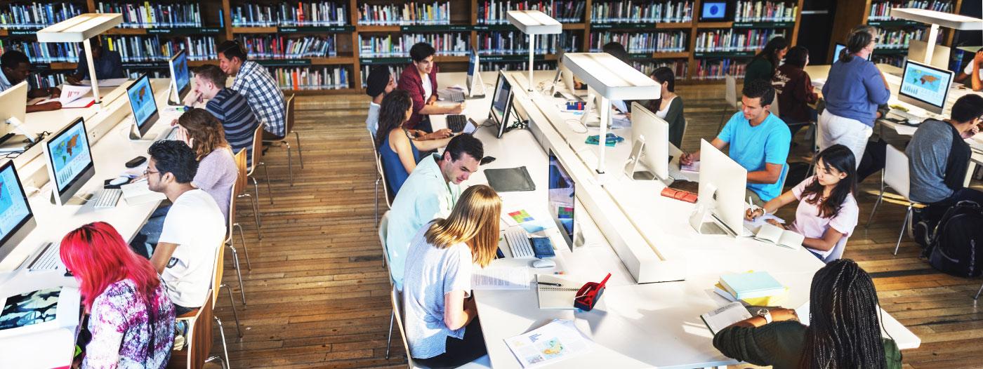 7 Innovative Local Libraries in Las Vegas Neighborhoods