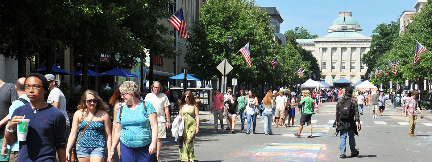 4 Neighborhoods Millennials Love in Raleigh