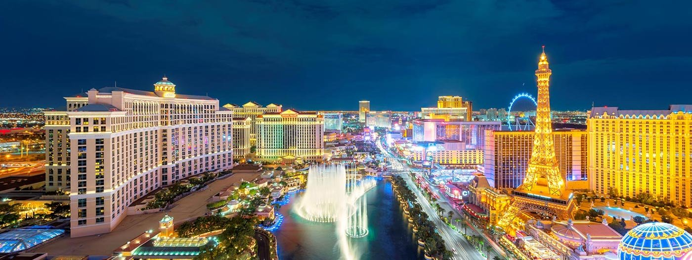 What is the difference between Las Vegas and Paradise, Nevada?