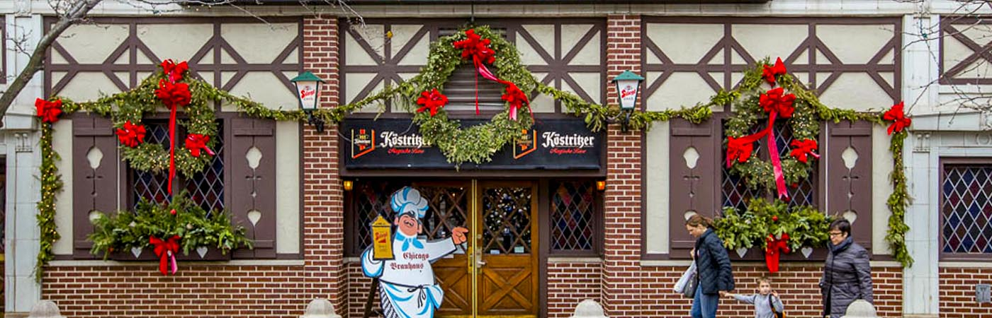 Title photo - 4 Chicago Neighborhoods That Go All Out for the Holidays