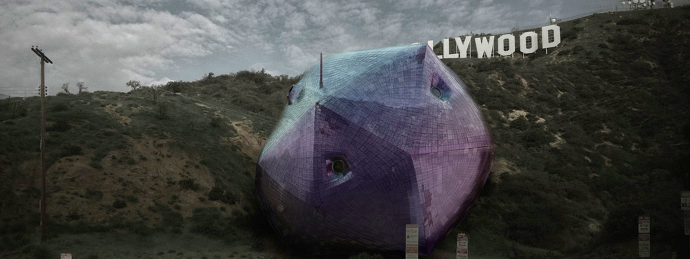 This Rotating Blob Might Just be Hollywood's House of the Future