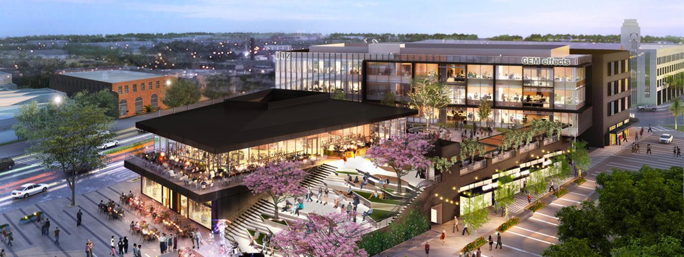 Culver Steps Bring Large, Walkable Mixed-Use Hub to Culver City