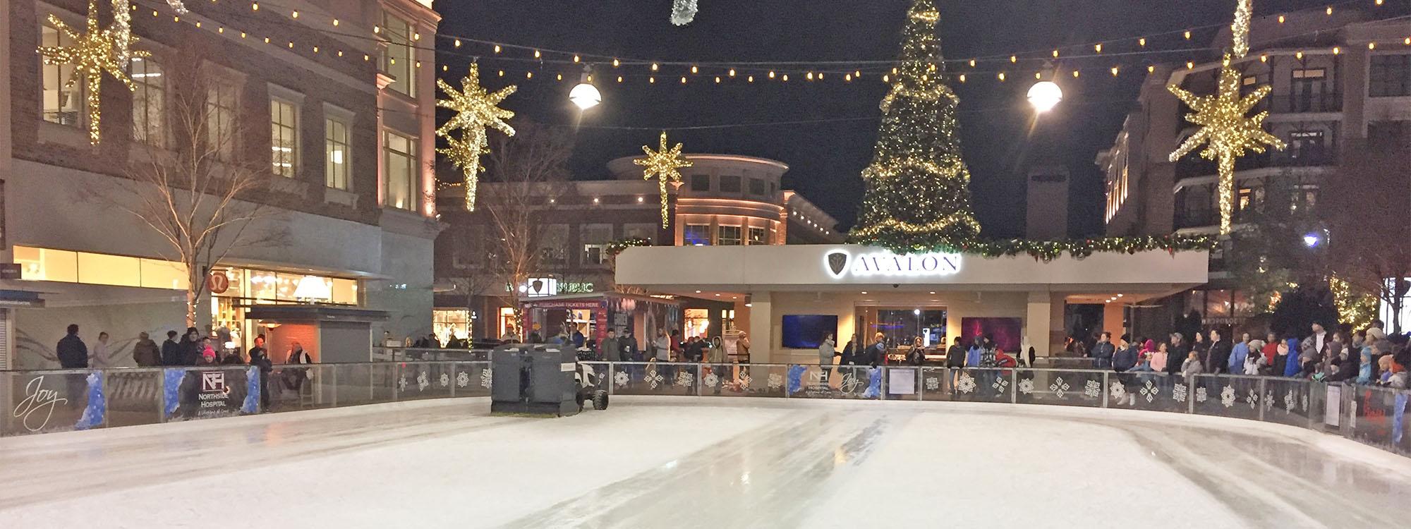 Where to Go Ice Skating in Atlanta