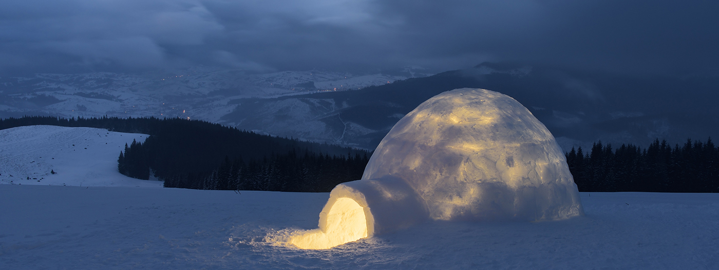 Igloos in Real Estate