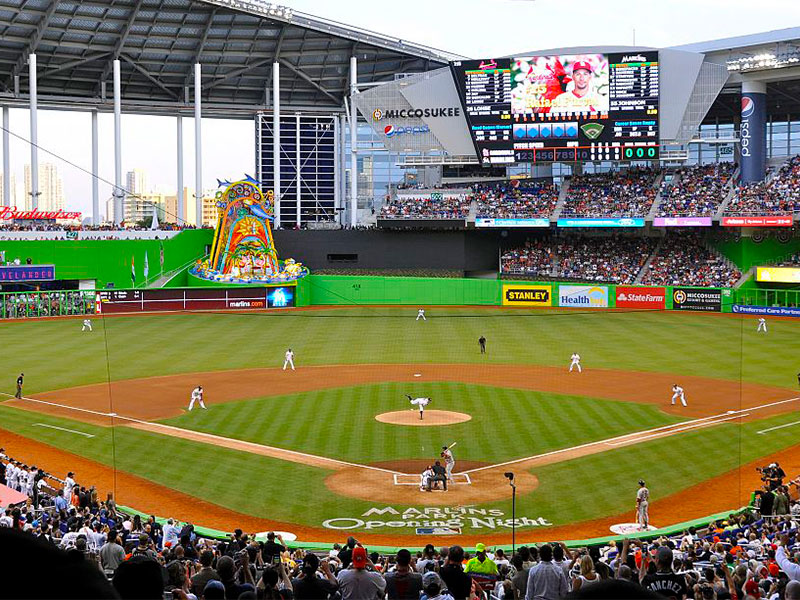 A First Timer S Guide To Miami Marlins Games At Marlins Park