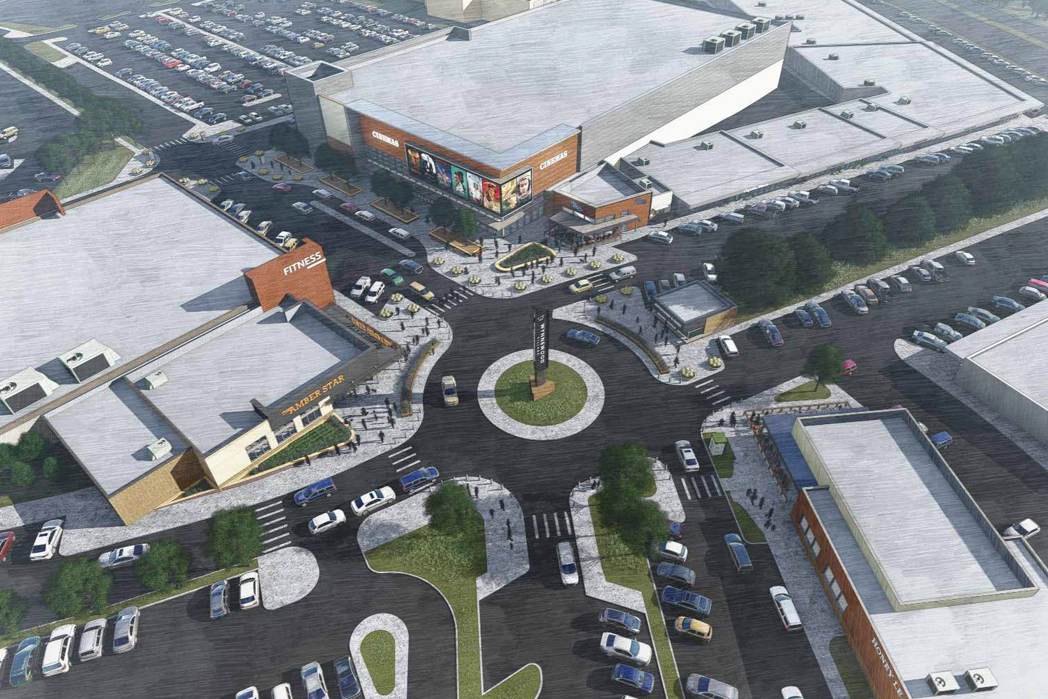 Oak Cliff's Wynnewood Village Shopping Center Getting $30M ...