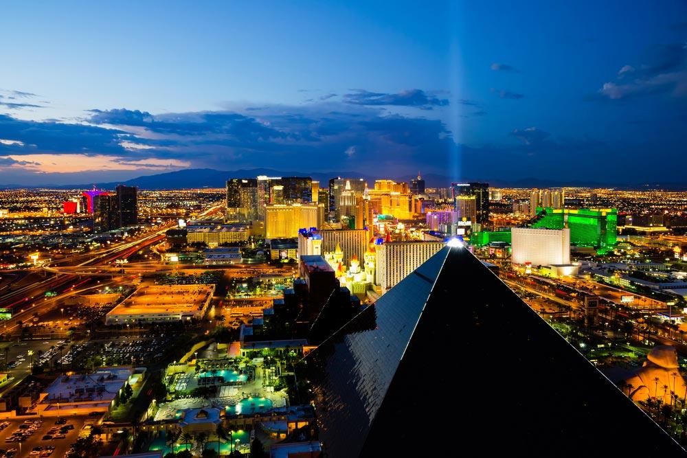 Vegas Urlaub