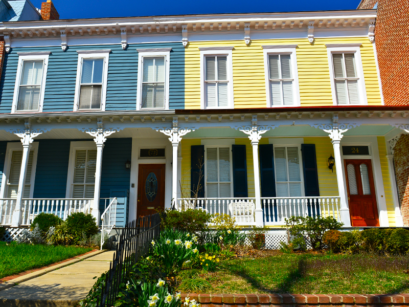 D C Architecture Styles And Where To Find Them Neighborhoods Com