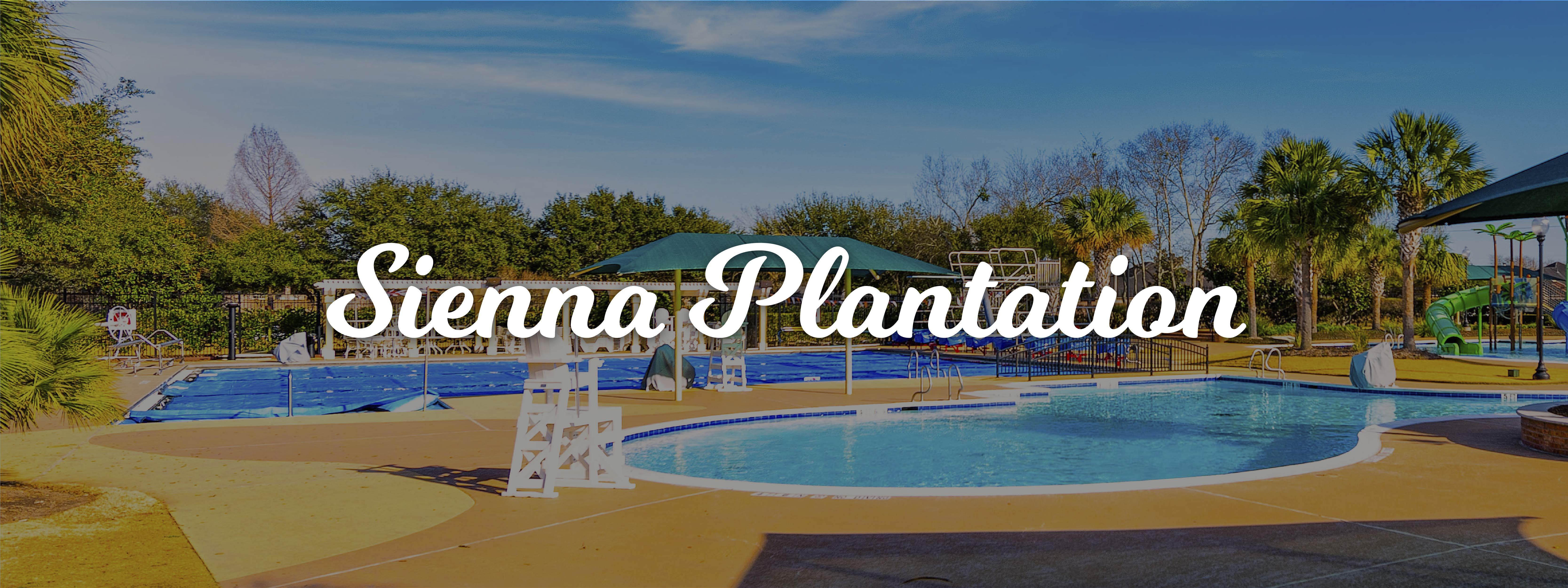 Community Spotlight: Sienna Plantation