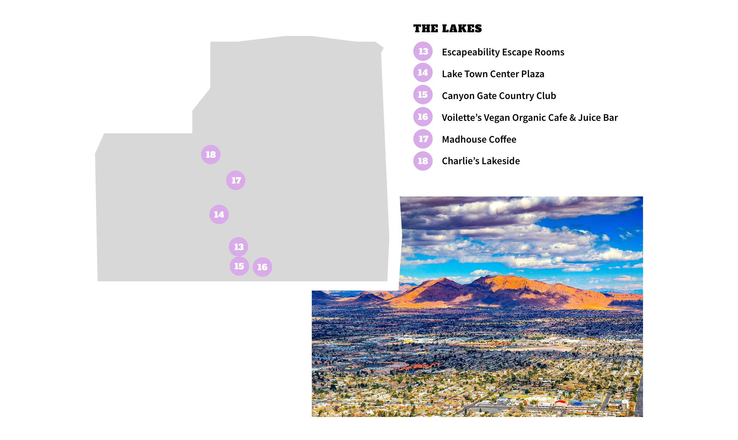 The Lakes Neighborhood Guide - Las Vegas