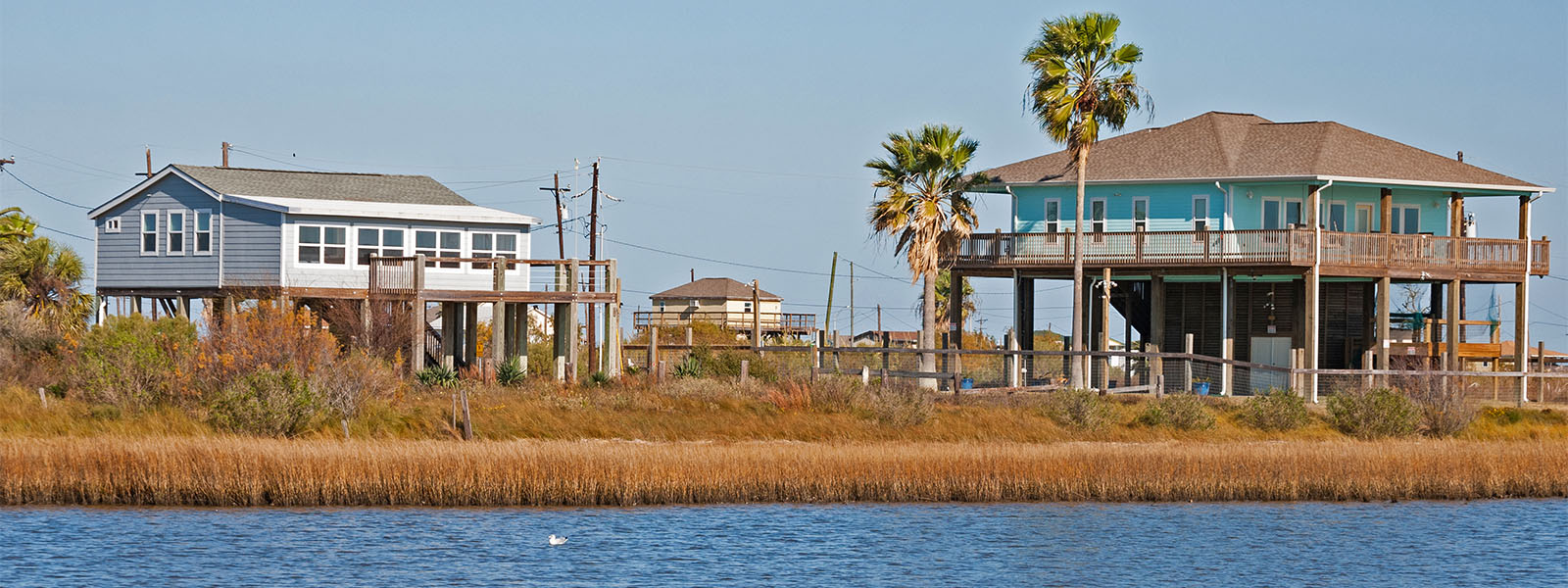 Waterfront, Houses, Houston, Texas, Galeston