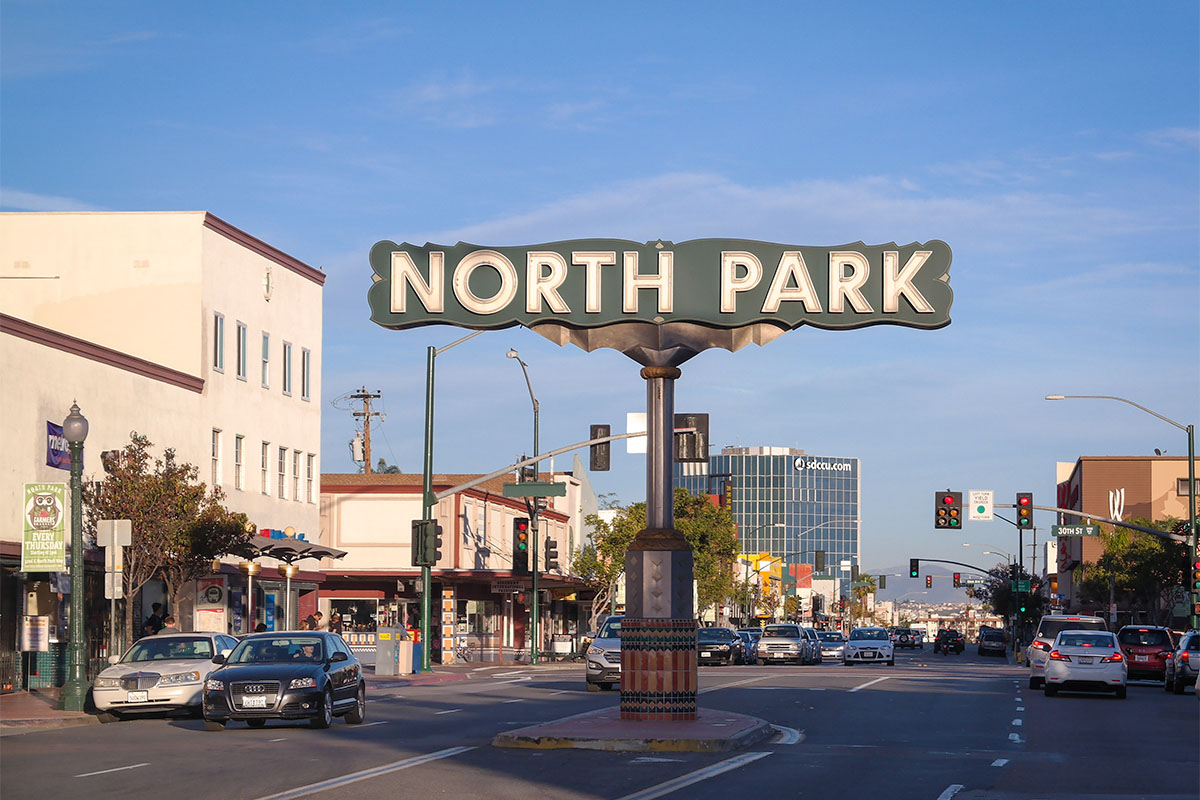 North Park San Diego