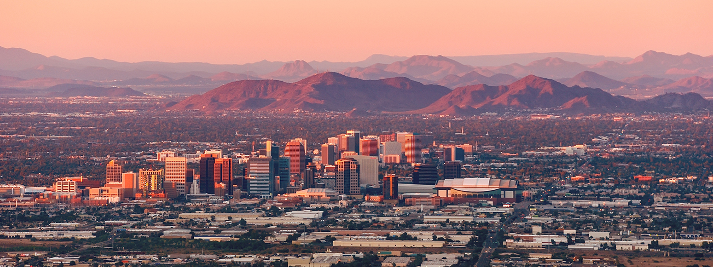 Title photo - Most Walkable Neighborhoods in Phoenix
