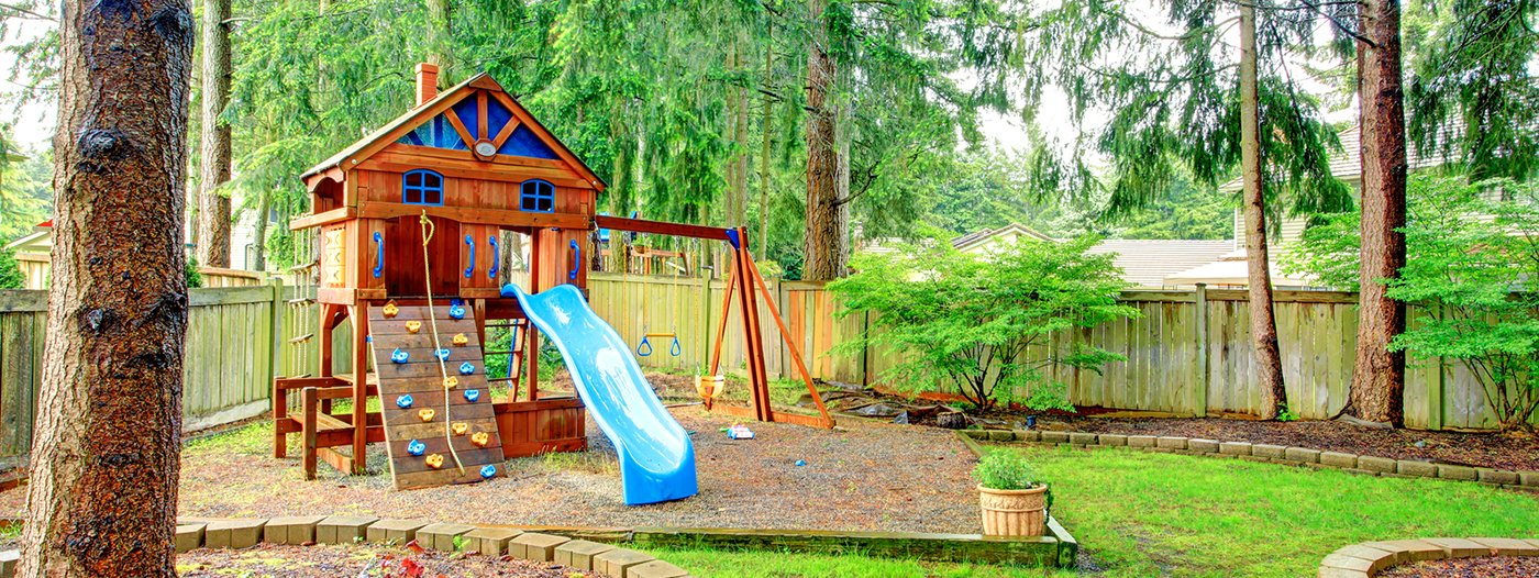 Backyard Playgrounds: To Build or Not to Build