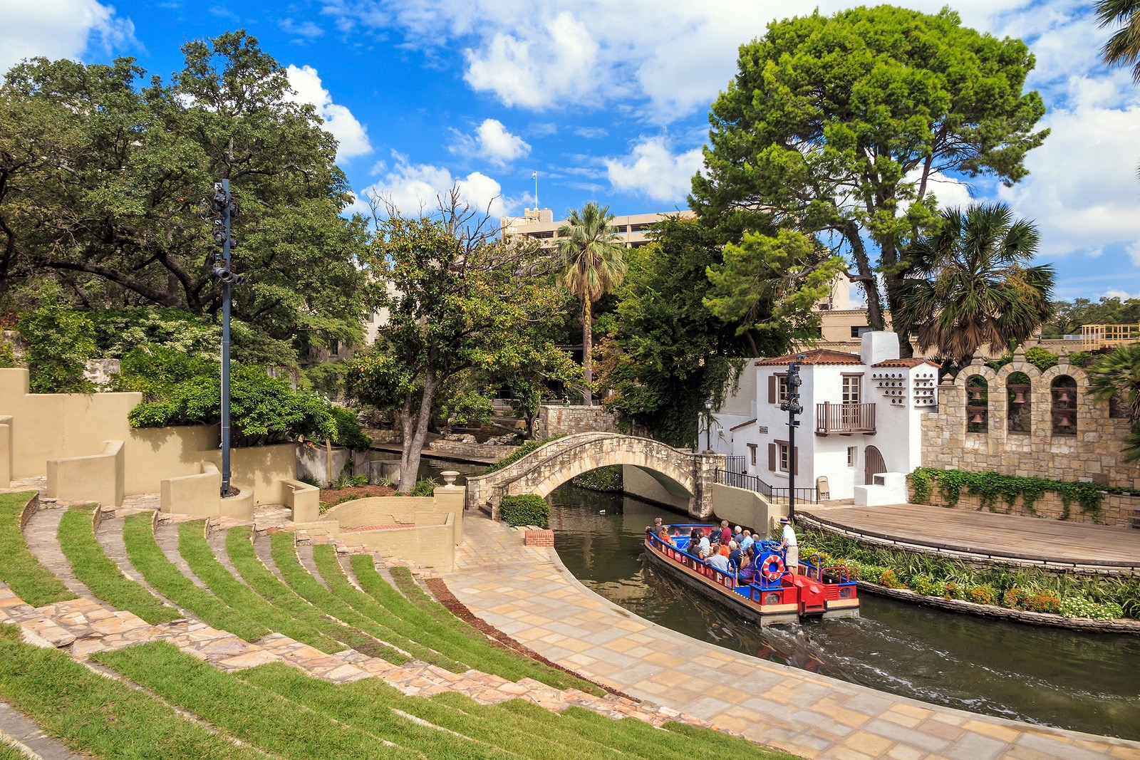The History Of The San Antonio Riverwalk