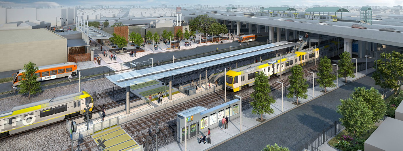 LA Metro Plans to Renovate Willowbrook/Rosa Parks Station Starting in November