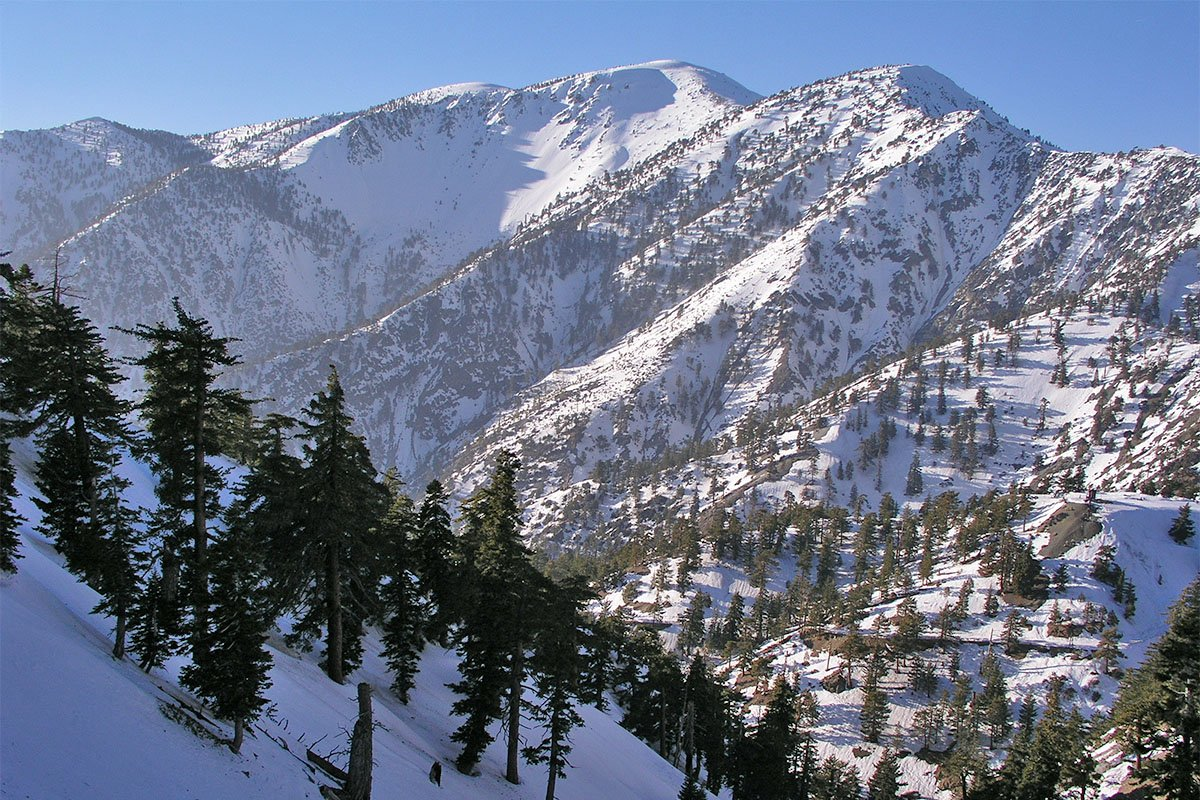 Mount Baldy California