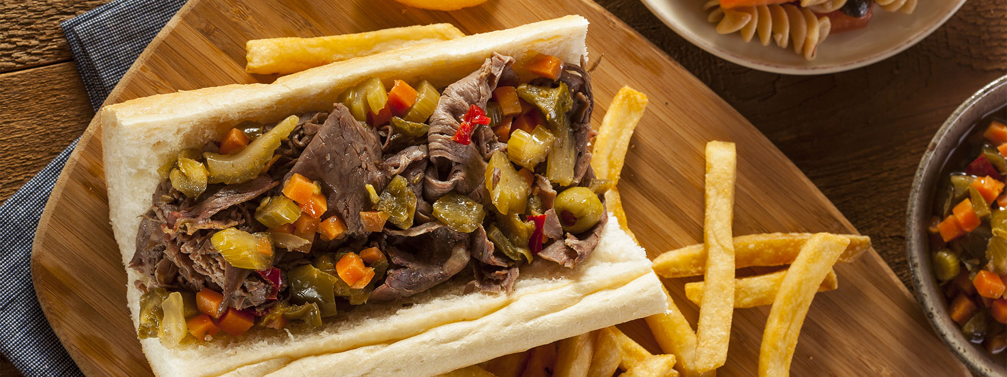 Chicago, Italian Beef, History, Illinois, Food, dinning