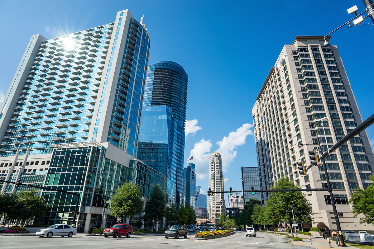 Buckhead Atlanta Buildings