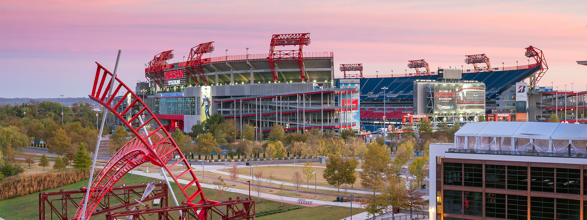 Nashville Neighborhoods for Sports Lovers