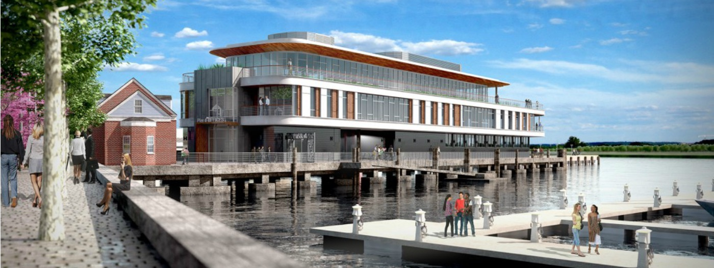 All-Star List of Architects Bringing Condos, Retail, Parks, And More to D.C.'s The Wharf