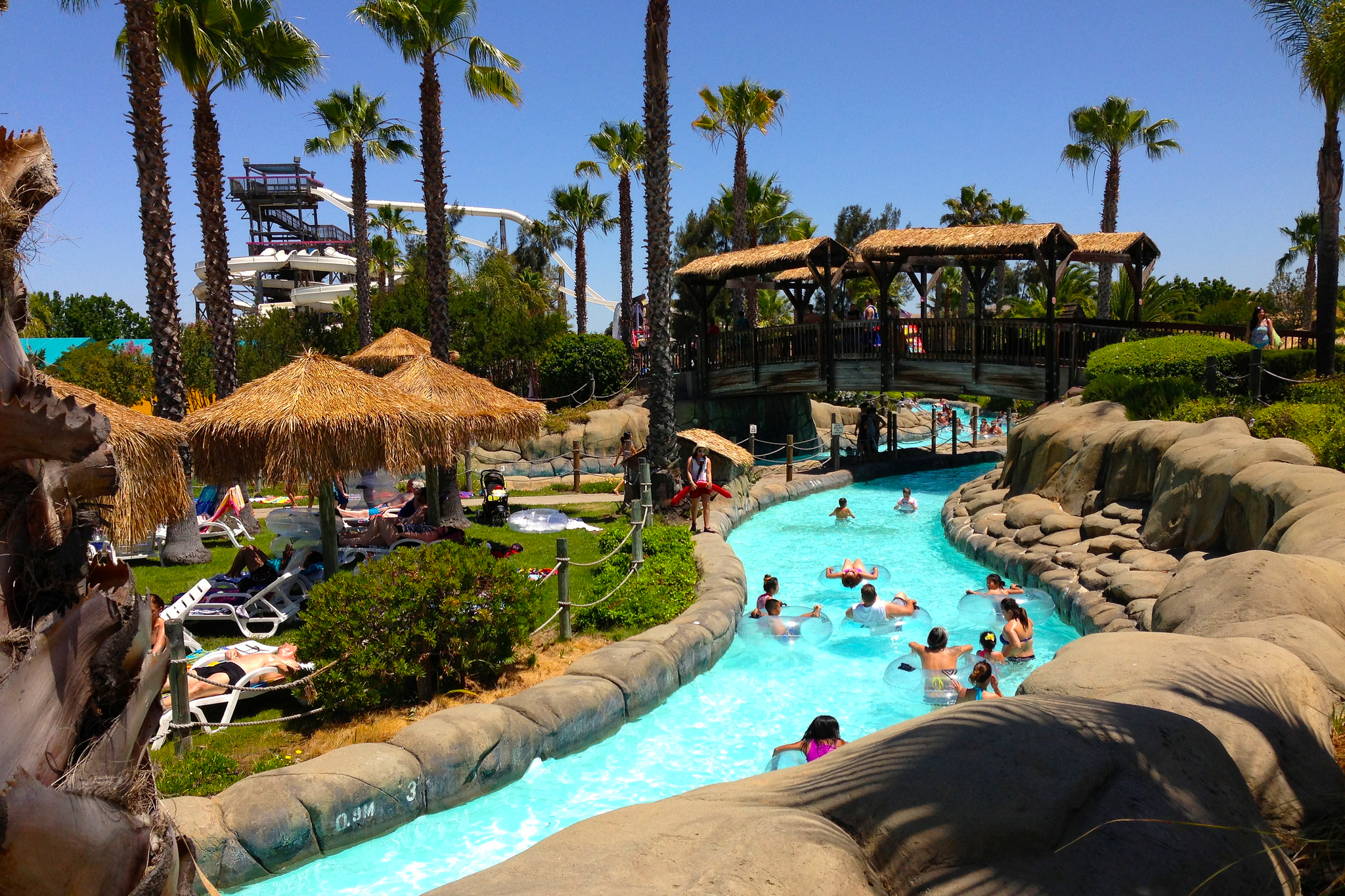 8 Great Water Parks In California